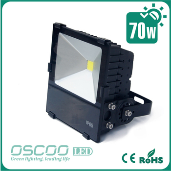 Best Price Waterproof IP65 70W LED Flood Light with meanwell driver Bridgelux chip