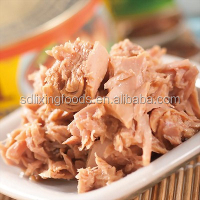 425g canned tuna fish in oil