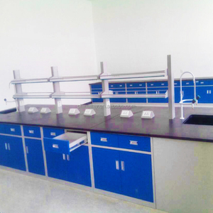 Used school furniture chemistry/ physics lab furniture for sale dental lab work bench