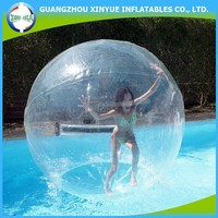 2015 hot sale high quality walking water ball