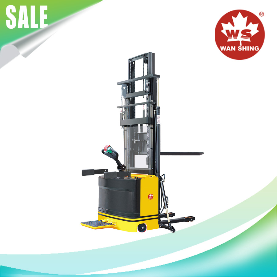 2 T Electric Pallet Stacker