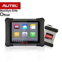 Car fault diagnosis equipment MaxiSys Elite autologic diagnostic tool AUTEL MaxiSys Elite better than g scan diagnostic tool