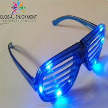 crazy party night run led light flashing sunglasses