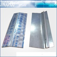 aluminum flexible steel floor trim