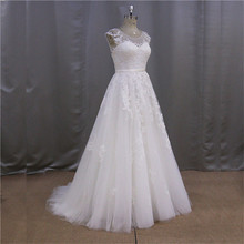 New collection Italy design flare sequins 2012 hot sale puffy wedding dress petticoat