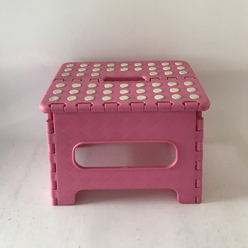 3 foldable plastic stools/outdoor plastic step stools
