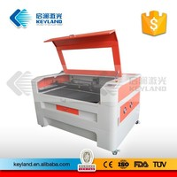 Wuhan Keyland computer controled speedy baseball bat laser engraving machine KQG1060 with rotary device