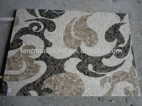 rectangle marble mosaic medallion table top patterns