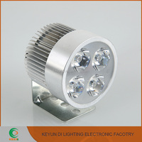 Cheapest new products 8w 9-85v motorcycle headlight led headlight