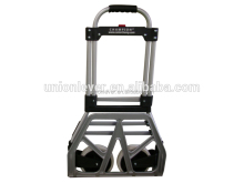 Shopping trolley with Aluminium material