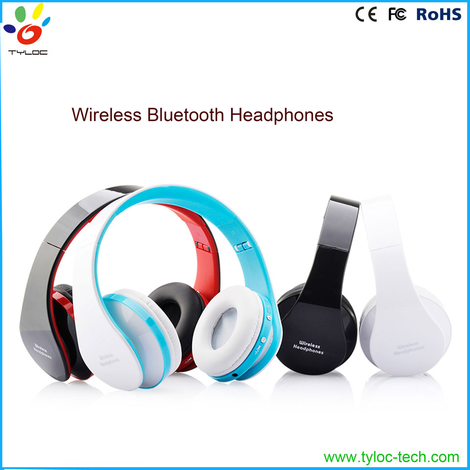 Hot selling silent disco wireless foldable headphone