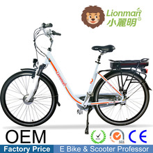 Free Samples 350w electric folding bike