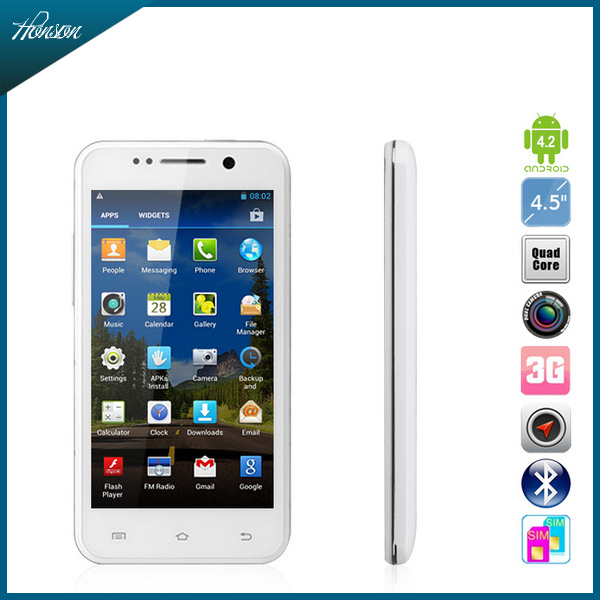 Original THL W100S Quad Core MTK6582M android 4.2 mobile phone