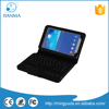 360 Rotating Stand flip 7 inch tablet pc case for samsung Tab 3