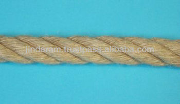 decorative purpose rope made of rope twine