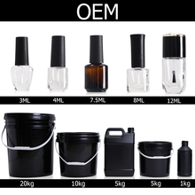 2017 Newest OEM/ODM uv gel, gel nail polish