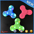 2017 Updated Music LED Light Fidget Toy Spinner Relieve Stress Hand Spinner Bearing Toy