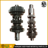 "MOTORCYCLE ENGINE PARTS MAIN & COUNTER SHAFT GEAR BOX CAJA DE CAMBIOS COMP.""BROSS"" BROS 200"