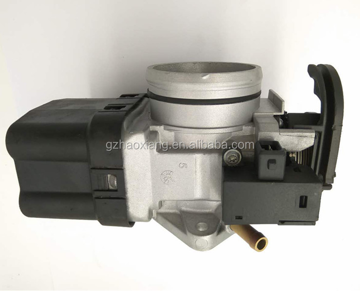 Throttle Body Assembly 007623191