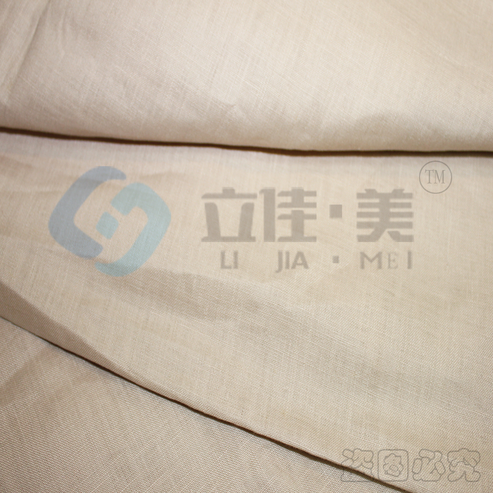 Top Quality Natural 100% Linen Fabric price fabric linen wholesale hotel/table linen