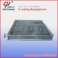 anticorrosive aluminum evaporator machine in industrial
