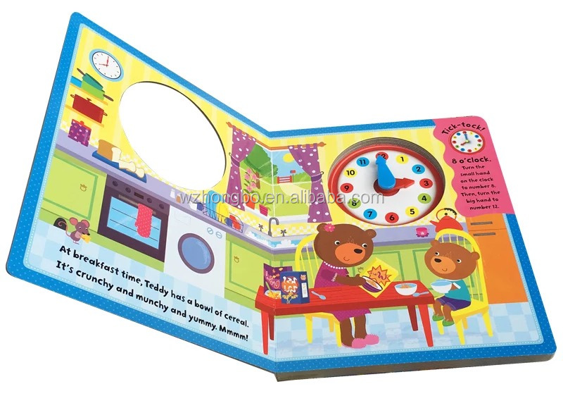 story book stationery education book for child