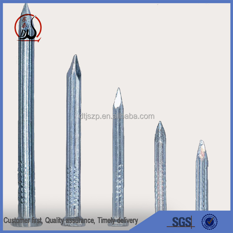 Galvanized concrete nails all size