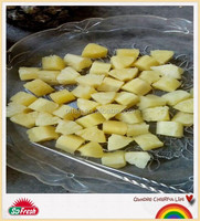 2016 fresh food cheap canned fruit canned pineapple in syrup in tin