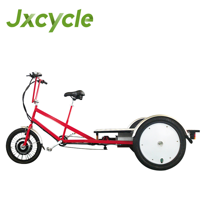 Shopping Carrier Electric cargo trike