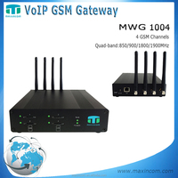 gsm sim box/ 4 sim mobile phone/ 4 ports VoIP gsm gateway for small business