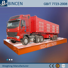 Full Steel Digital Electronic Mobile Truck Scale
