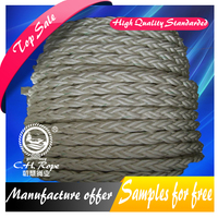 56mm strong Single strand nylon winch string and yacht ropes