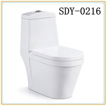 hight quality bathroom wc toilet siphonic one piece toilet parts