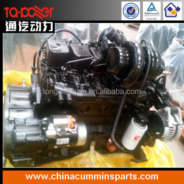 Dongfeng Cummins Engine Cummins EQB210-20 Engine Assembly