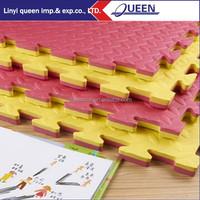 exercise floor mats tiles martial arts equipment kids puzzle mat