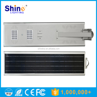 5 years warranty 5w 8w 12w 15w 20w 30w 40w 50w 60w 70w 80w 100w led all in one solar street/garden light with motion sensor