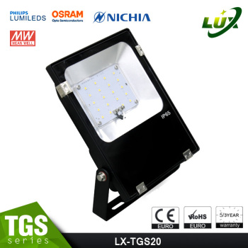 TGS2OW SLIM Floodlight PCcooler housing