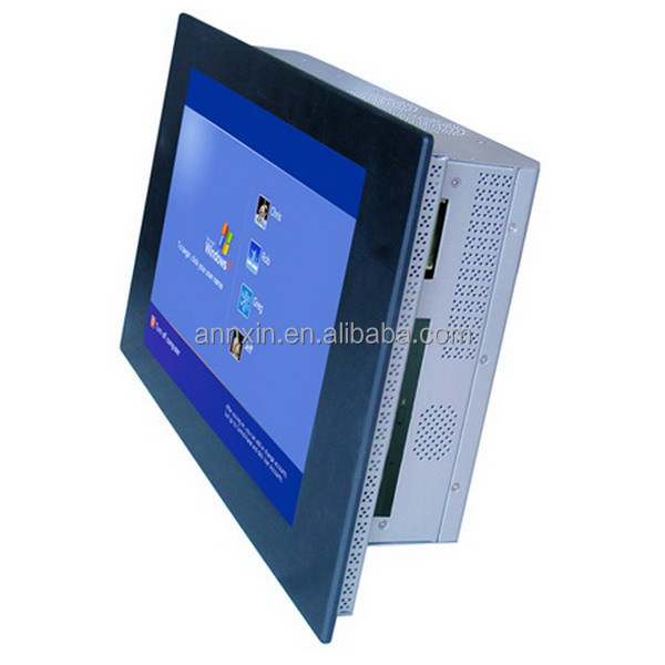 Bottom price hot-sale embedded industrial panel pc ppc-084c