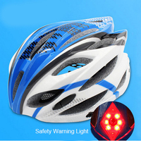 Bike Helmet Road Cycling Mountain Ultralight EPS Helmet Sport Adjustable Safety Equipment helmet cycling with LED light