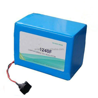 12V 40Ah LiFePO4 battery pack for solar LED light