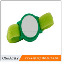 waterproof silicone RFID wristband RFID silicone watch manufacturer