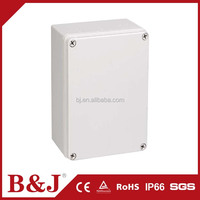 ip66 abs waterproof enclosure/junction box type