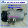 High Quality MSC060CAS Air Conditioning Compressor FOR Mitsubishi Colt Plus 1.6 OEM AKC200A084