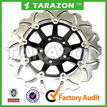 Factory wholesale stainless steel 300mm motorcycle brake disc
