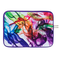 Sublimation neoprene Laptop sleeve Case/15 inch laptop pouch