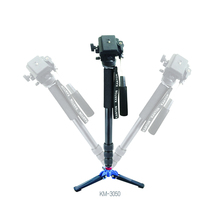 Photo/Video Monopod With Pan Head Removable Tripod Balance Stand Base - Shoulder/Carrying Bag Included 3978M