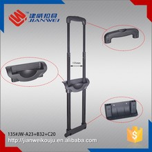 High Quanlity Trolley Luggage Telescopic Internal Handles JW-A23+B32+C20