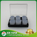 Professional manufacturer directly cheap silicone ear plug with custom print logo packing box