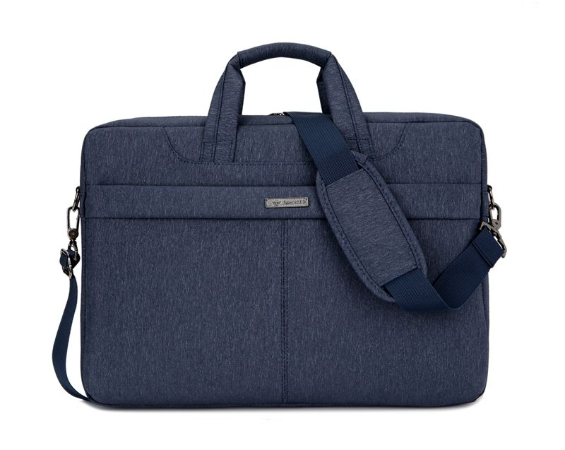 High grade portable luxury business laptop bag for men use 15inch
