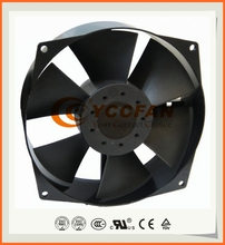 AC Axial flow fan 210*70mm 110v 220v Industrial small exhaust fans